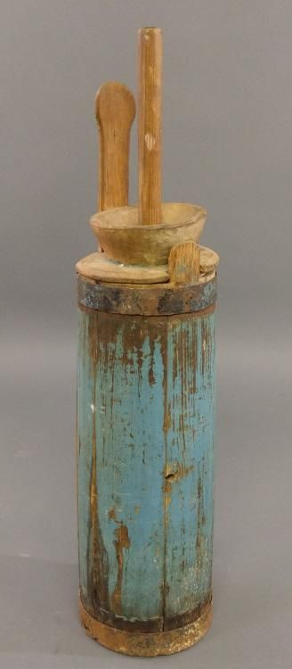 Butter churn - Price Estimate: $100 - $150
