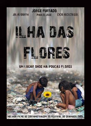 Ilha das Flores (1989) Brasil. Dir.: Jorge Furtado. Curtametraxe. Documental. Sátira. Pobreza - DVD CINE 1910- I