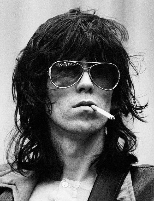 #KeithRichards.