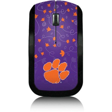 Clemson Tigers Wireless USB Mouse, Multicolor
