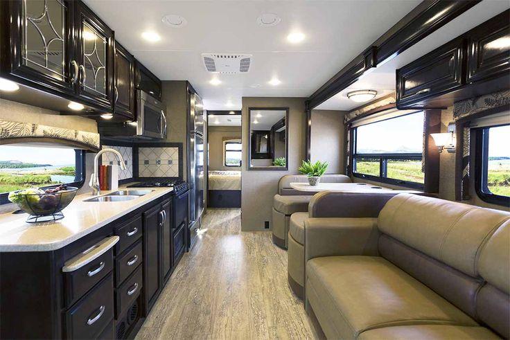 2016 Chateau Super C RV: Class A Diesel RV by Thor Motor Coach