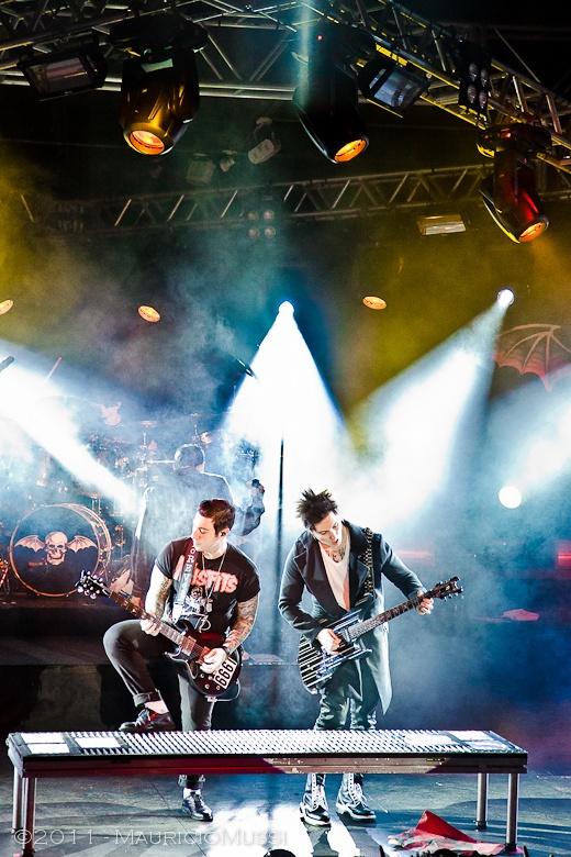 Avenged Sevenfold - Porto Alegre