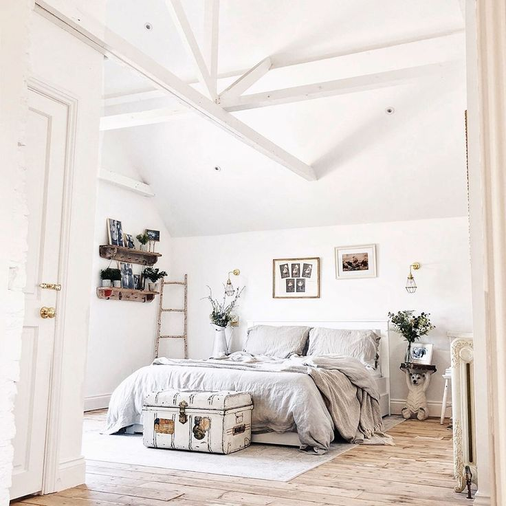 Hygge Bedroom reno – @squid_and_goose   – Hygge