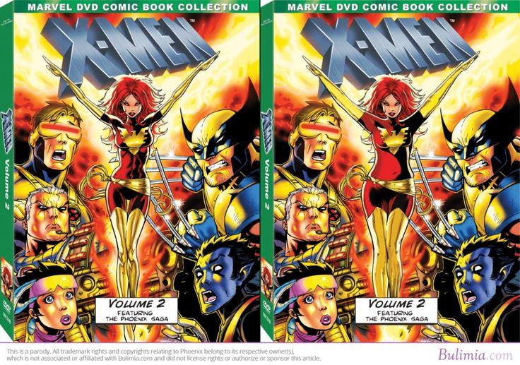 Phoenix | Comic Book Heroes With Average Body Types