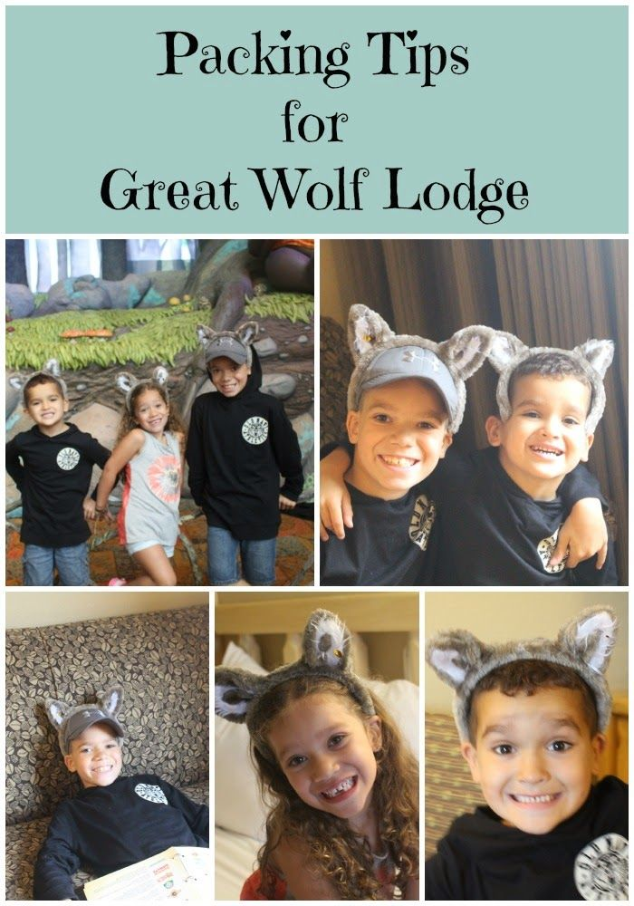 East Coast Mama: Packing Tips for Great Wolf Lodge New England ~ Things to Bring and Things to Leave!