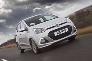 #CarNews - Hyundai i10 'Best New Car for learning to drive'   http://bit.ly/1Hx8676