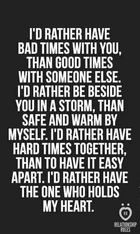 I relate, but should I?