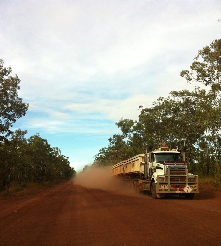 The Road Train - an icon of Australia