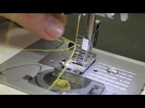 singer self threading sewing machine