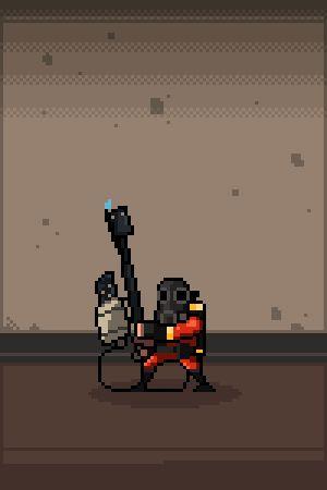Pyromaniac from Team Fortress 2, Created by jonroru