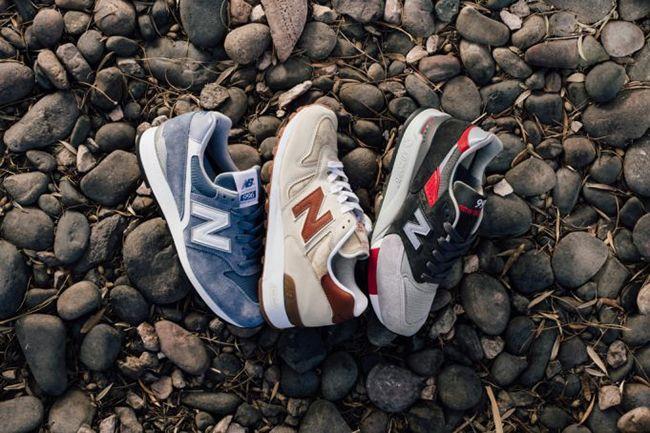 New Balance 'Age of Exploration' Pack http://SneakersCartel.com #sneakers #shoes #kicks #jordan #lebron #nba #nike #adidas #reebok #airjordan #sneakerhead #fashion #sneakerscartel