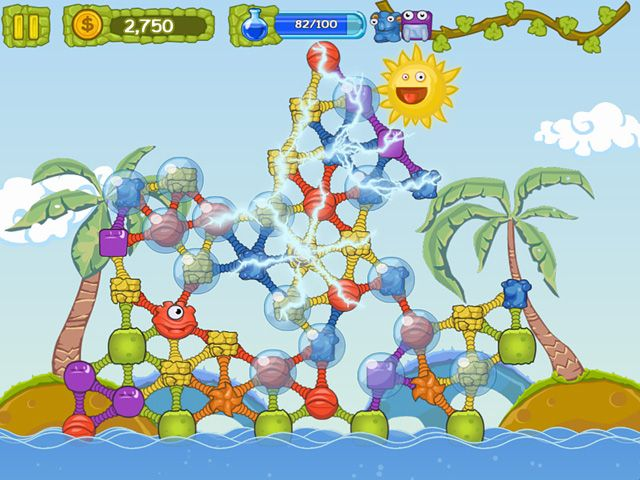 Sticky Linky - screenshot del gioco 1 #giochi #gioco