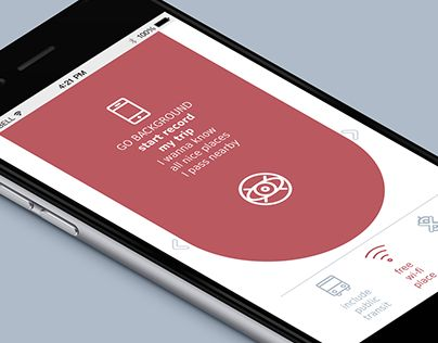 """Check out new work on my @Behance portfolio: """"XPLO - An App for explore the city"""" http://be.net/gallery/28782361/XPLO-An-App-for-explore-the-city"""