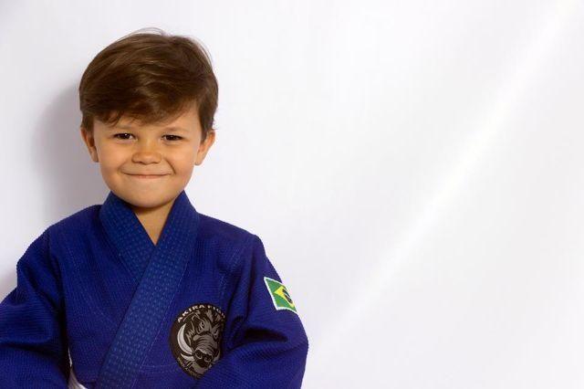 Kimono infantil, Kimono Jiu Jitsu, Kimono Judo, Kimono Recreio dos Bandeirantes