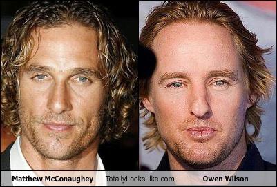 Matthew McConaughey Owen Wilson