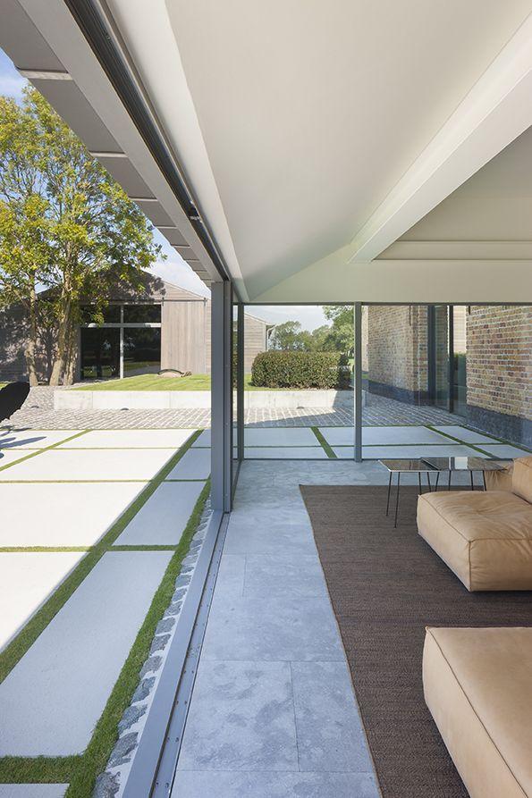 25 beste idee n over minimalistische architectuur op pinterest moderne architectuur woning - Renovatie oude huis fotos ...