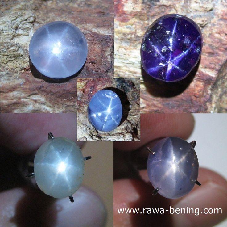Kolektor batu mulia tergolong sebagai kolektor yang cerdas karena memilih sesuatu yang tidak menyusut nilainya. Berikut kami pilihkan batu star safir.