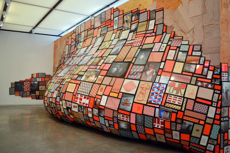 "Image of Barry McGee ""Drawing from the Street"" Exhibition @ ICA Boston Recap"