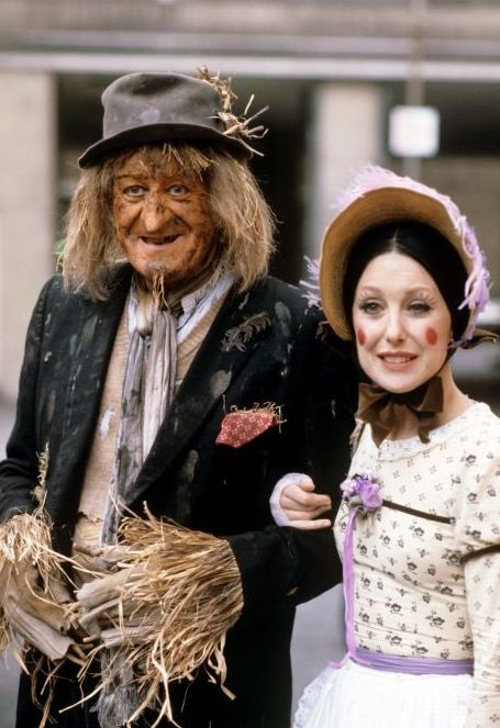 Worzel Gummidge, not necessarily my favourite film but it does make me laugh.