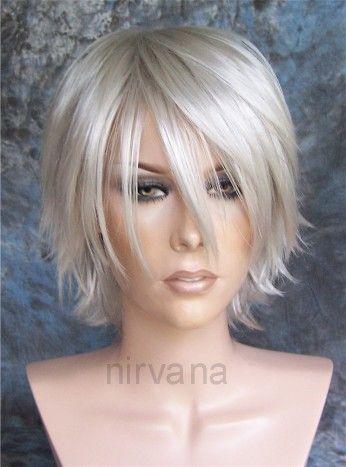 Wig: Nirvana Dee Wig in many colors