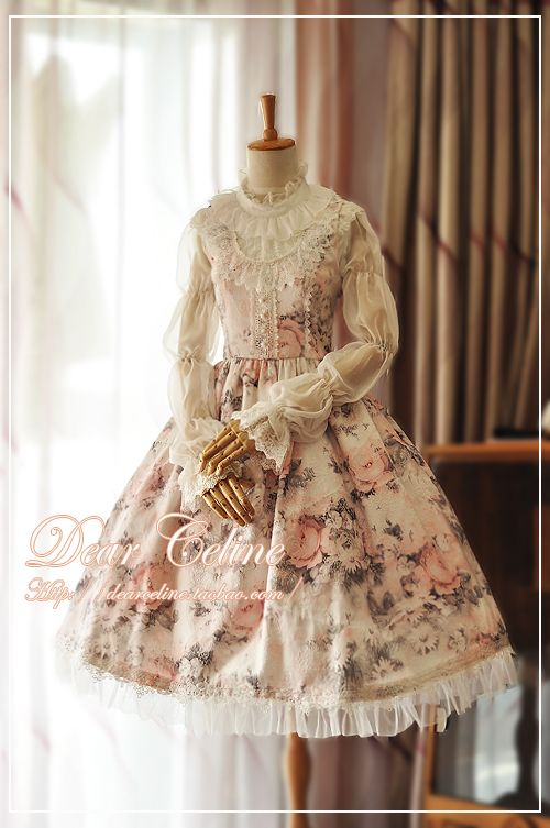 Lolita Fashion Update♥: [240414] Dear Celine new and re-release items
