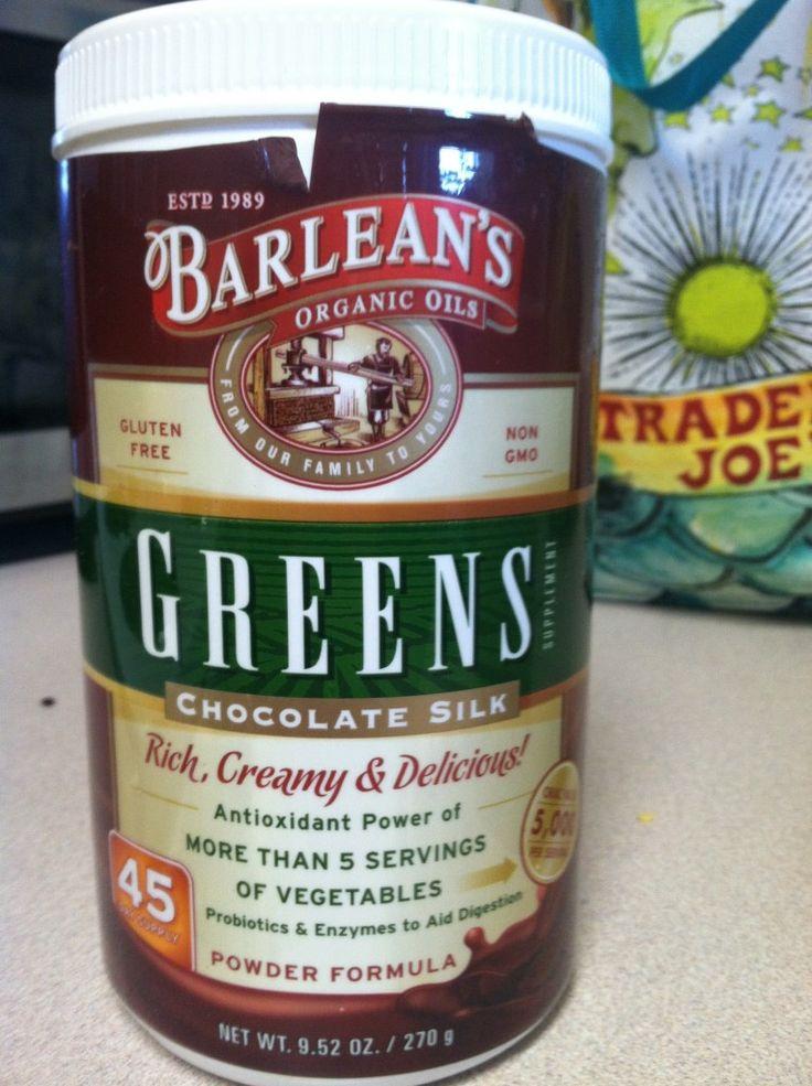 barleans chocolate greens