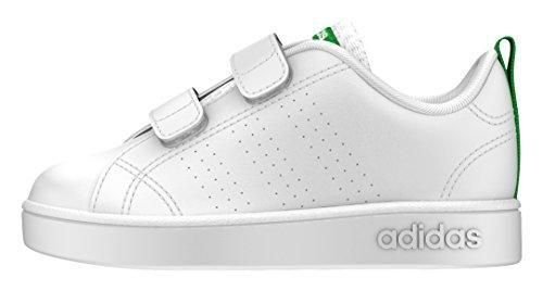 Oferta: 29.95€. Comprar Ofertas de adidas VS Advantage Clean CMF INF Zapatillas, Bebé-niños, Blanco, 26 barato. ¡Mira las ofertas!