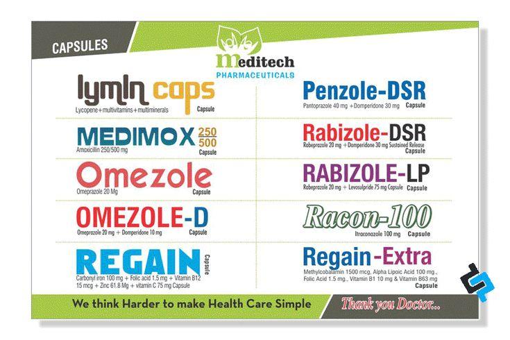 Pharma medicine stickers designing delhi