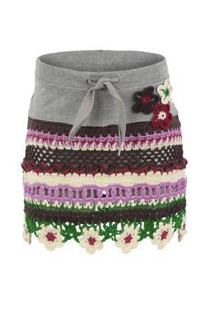 So cute! skirt from sweats