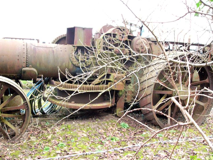 Archived Report - Dredging engine from Welford on AvonDecember 2012
