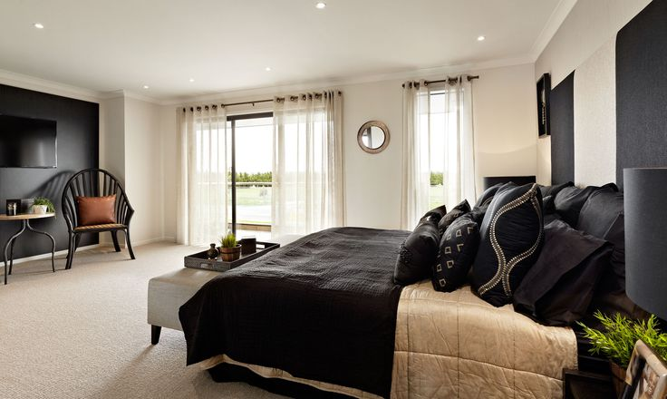 Carlisle Homes - Thompson 35 Master Suite