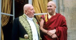 """Trailblazing Physicist David Bohm and Buddhist Monk Matthieu Ricard on How We Shape What We Call Reality """"Reality is what we take to be true. What we take to be true is what we believe… What we believe determines what we take to be true."""""""