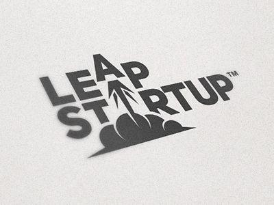Leapstartup #logo #design #inspiration