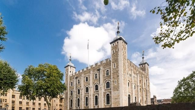 16 FACTS ABOUT THE TOWER OF LONDON
