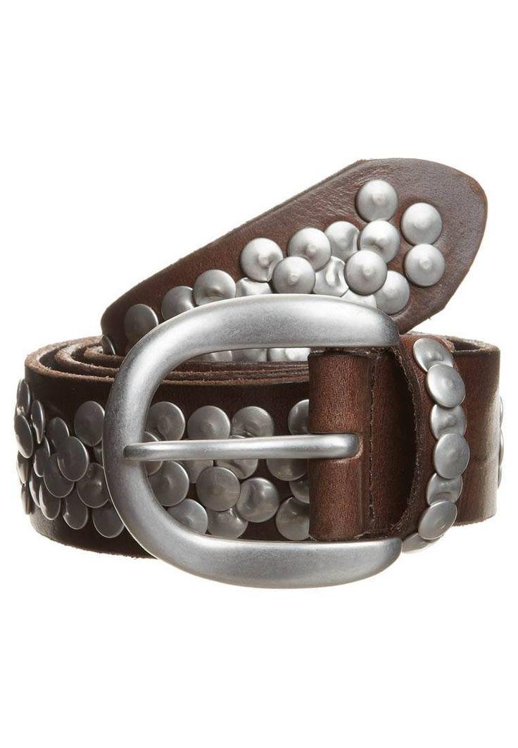 Liebeskind. LKB50 - Cintura intrecciata - brown. Composizione:100% Pelle. Chiusura:Fibbia