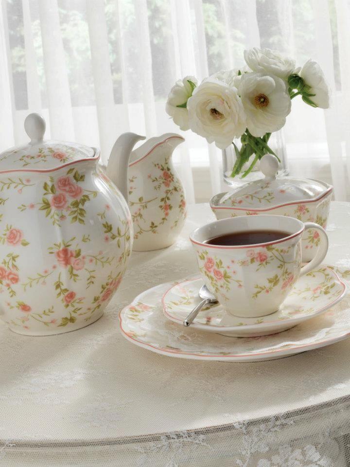 syflove:tea time