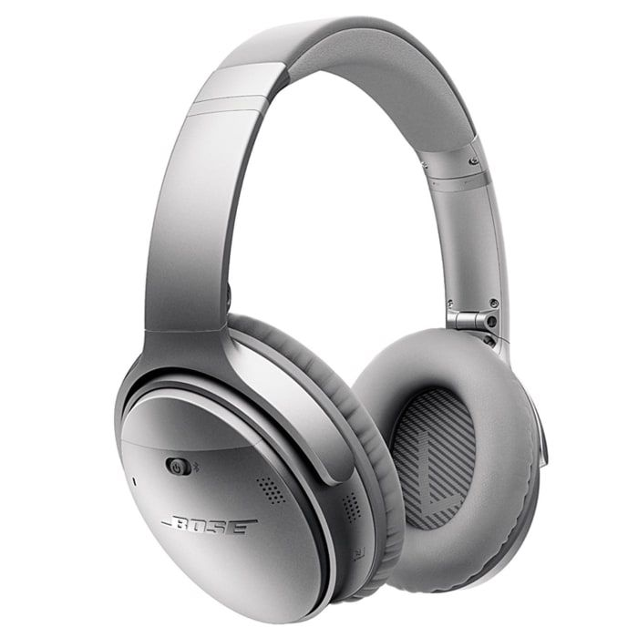 Promising Review: 'These headphones have the clearest and best sound quality that I have ever heard. The noise cancellation puts me in a new world while listening to John Mayer's music. This is by far the best headphone that I have ever bought and I never regret buying it.' —Jamrey HombrebuenoGet it from Amazon for $349. / Available in two colors.Also, check out our picks for the best headphones you can get on Amazon.