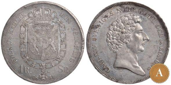 1 РИКСДАЛЕР 1831