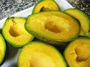 Салаты с авокадо курицей ананасами