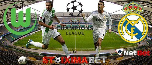 Βόλφσμπουργκ – Ρεάλ Μαδρίτης - http://stoiximabet.com/wolfsburg-real/ #stoixima #pamestoixima #stoiximabet #bettingtips #στοιχημα #προγνωστικα #FootballTips #FreeBettingTips #stoiximabet