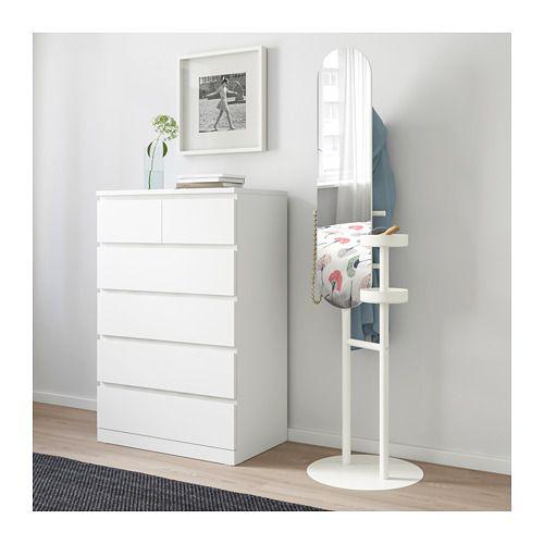 Lierskogen Perchero Con Espejo Mas Ofertas En Ikea No Tienes Que