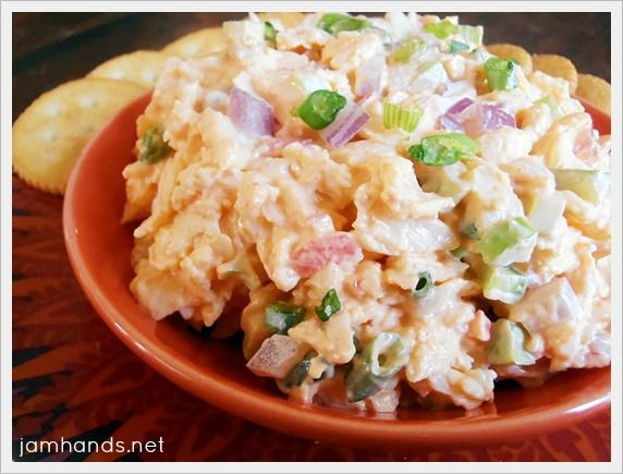 how to make crab dip cold