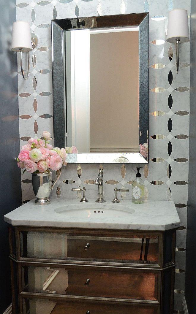 Mirror Wall Tiles best 25+ custom mirrors ideas on pinterest | mirrored wardrobe