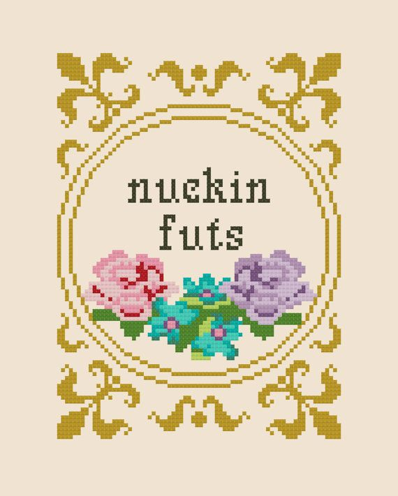 Ideas about funny needlepoint on pinterest cross