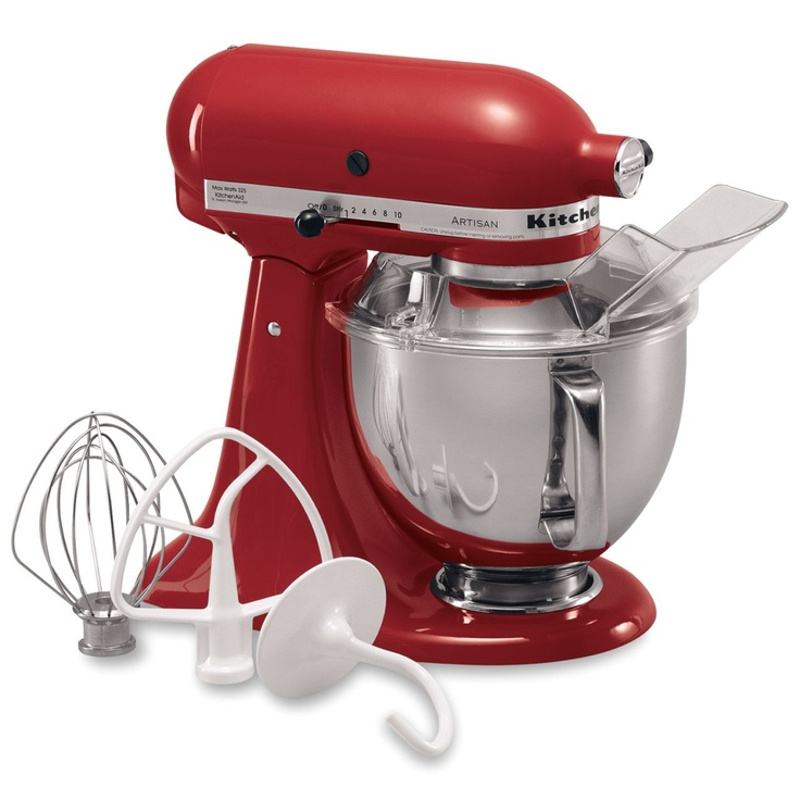 kitchenaid empire red artisan stand mixer dont know if i want - Kitchenaid Kuchenmaschine Artisan Weis 5ksm150psewh