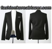 Blazer Single Button IDR : Rp 265.000 Kode Produk : BK-01