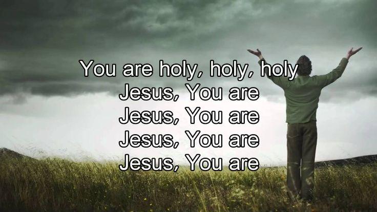 Holy - Matt Redman (Worship Song with lyrics)