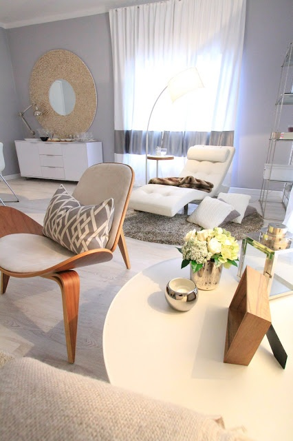 Project by Ana Antunes  Home-Styling: Querido Mudei a Casa Tv Show - Before & after