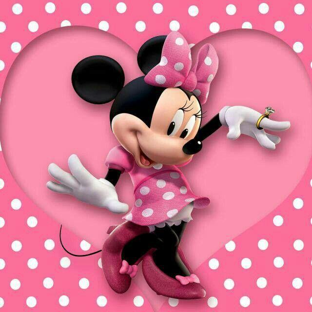 Minnie rosada