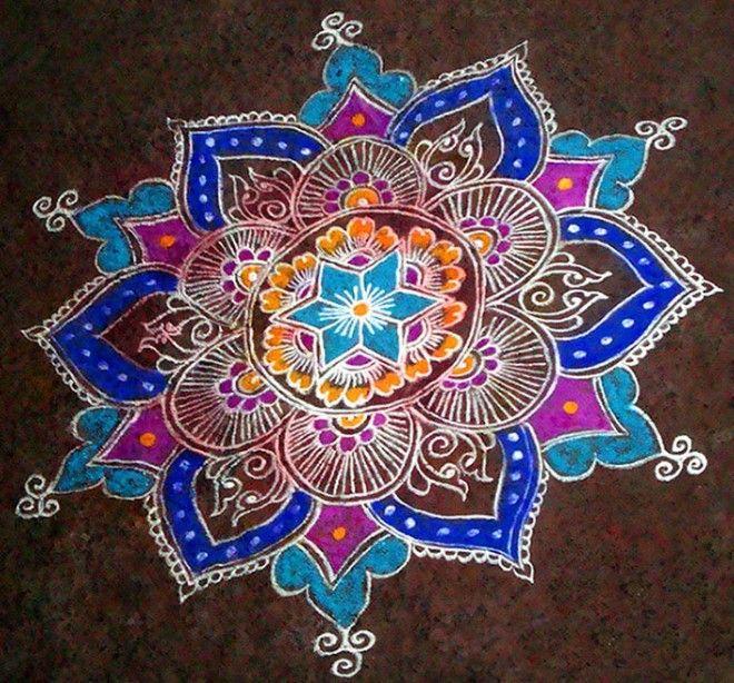 25 Beautiful Kolam Designs and Rangoli Kolams for your inspiraiton